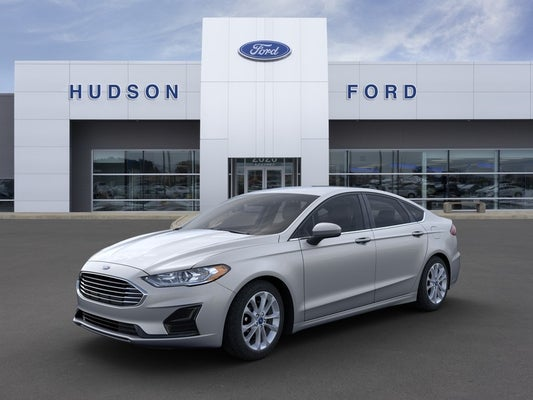 Twin Cities Ford Dealers >> 2020 Ford Fusion Hybrid Se